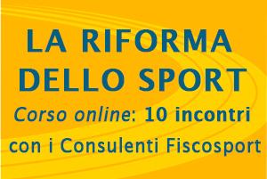 La Riforma dello Sport – Corso online